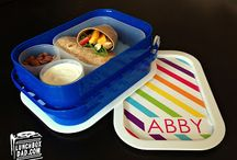 lunch ideas / by Mary Goll