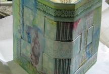 Encuadernación / bINDINGbOOKS /  / by Nancy Lo