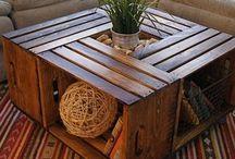 DIY - Woodworking / by Silvia Vanessa Carrillo Lazo