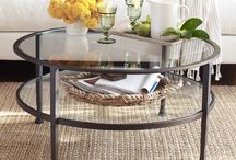 Coffee Tables / by Theresa Hullinger