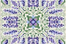 Bead loom pattern ideas  / by Leigh-Ann
