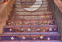 Home. Stairs / by J M D