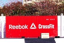 CrossFit Gear / Think INSIDE the Box / by Reebok