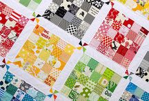 quilting / by Becca Remmey