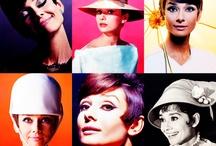 Audrey Hepburn / by Jo Mills