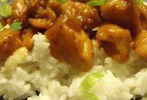 asian food / by Heather Sullivan