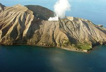 Volcanoes - Australia & New Zealand / by Chuck Gilfoy