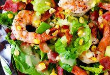 Super Creative Salads / by Barbara Trotsky