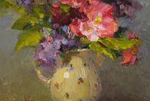 ART/ Flowers - Classic / by carolyn kelly