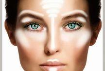 make-up tricks / by Heidi Doose