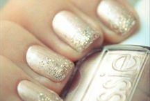Nail Sparkle | Beauty.com  / Sparkling nail polish picks to inspire all your nail needs / by Beauty.com
