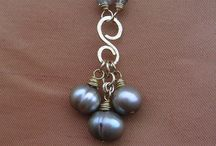 Jewelry / pieces of mine or pieces that I CAN make.  Constantly changing / by Cyndy Fulhage