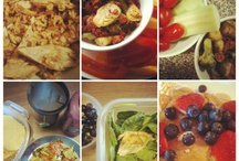 Clean Eating / by Tracy Seniuk