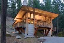 Dads house / by Jessica White Mitchell