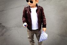 Dressing the lil man / by Joangelys Reyes-Marin