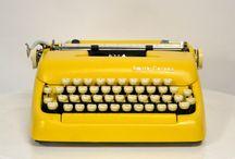 Typewriters / by Lucy Leggiero