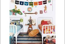 Toddler bedroom ideas / by Ashley Glover