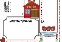 school ideas / by Amanda Spence