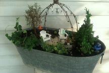 !! Cute Fairy Garden !! / by carmen caraballo