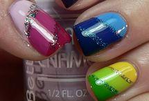 Nail designs / by Kimberli Cummings