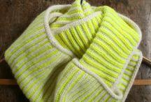 DIY // Knit Crochet Stitch / by Kate Myhre // Modernly Wed