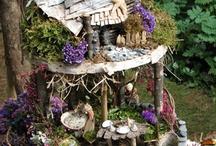 Fairy Garden / by Retta Book