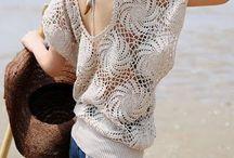 Crouchet blouses / by Amera Yosri