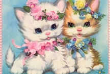 vintage cards :) / by Mary Houston