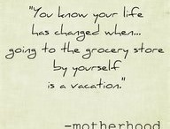 Quotes & What Nots / by Christine Kidd