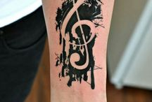 tattoos / by Mak flames