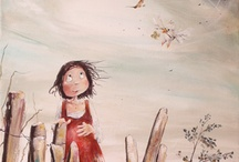 Whimsical art, drawing, painting, doodling / by Carolyn O'Connor