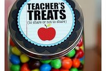 teacher appreciation / by Sarah Barratt