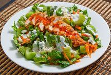 Salads / by Michele Kimbrough