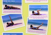 Workouts / by Samantha Korshak