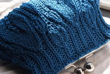 Knit accessories / by Helen Mahan