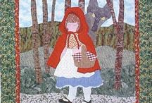 Little Red Riding Hood / Little Red Riding Hood was one of my favorite books as a child.  I hope you enjoy my selection of Little Red Riding Hood handmade crafts. / by Linda Walsh