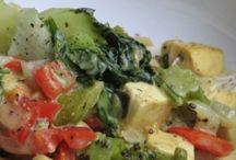 Vegetarian Recipes / by Melinda Curran
