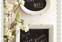 kitchen / by Melissa Sills (Suburban Chic)