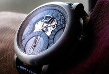 TIC TAC / Time is suspended. #watches / by Alexandre Jouanne