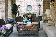 Outdoor Spaces / by Jackie Clark
