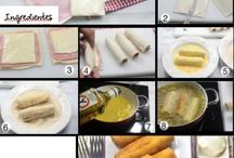 Recetas de cocina / by Esther Vera