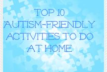 Autism Resources / by Aly Bellamy