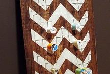 Craft Room Ideas / by Laura Ernst