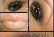 Make-upz / by alaina ladson