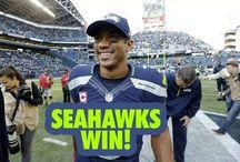 Seattle Seahawks! / by Kimberly Reynolds
