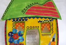 Beautiful ideas in quilting / by Virginia Rios