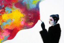 Illustration / by Natasha Cirisano