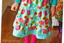 little girls clothes / by Michelle Harrington