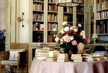 library / by Caroline Ricci