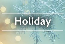 Holiday / All the yummy healthy recipes that are great to eat during the Holidays!  / by NutriBullet